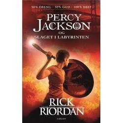 Percy Jackson (4) - Percy...