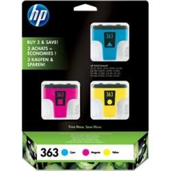 HP 363 Blækpatroner Farver...