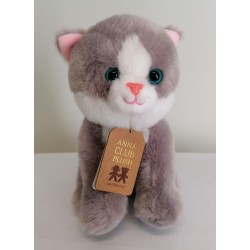 Grå Kat - Plys bamse