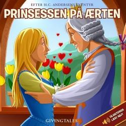 Prinsessen på ærten (Fru...