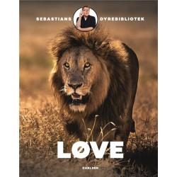 Sebastians dyrebibliotek: Løve